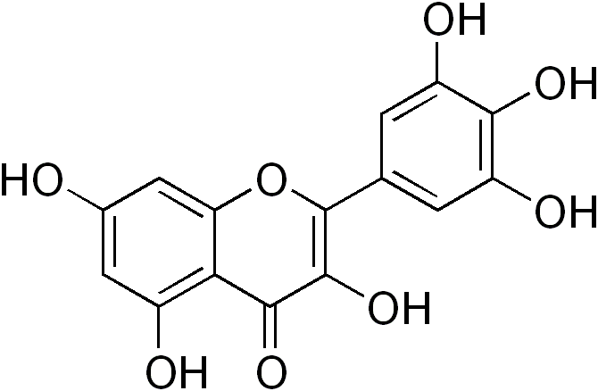 Myricetine