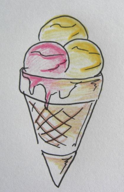 La Crème Glacée Cest Bon Mais ça Fond Le Monde Et Nous